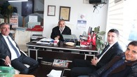 Zafer Nalbantoğlu'ndan Gazetemize Ziyaret