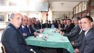 MHP Adayları Ziyaretlere Başladı