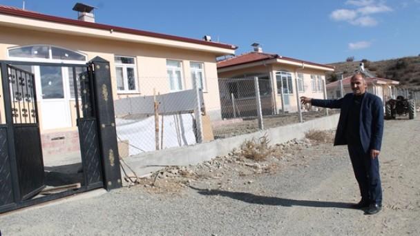 Suluca Köyü Konutları Tamam