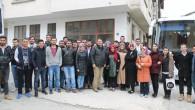 Öğrencilerden Tosya Gezisi