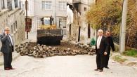 Yeni Cami Etrafı Yeniden Düzenleniyor