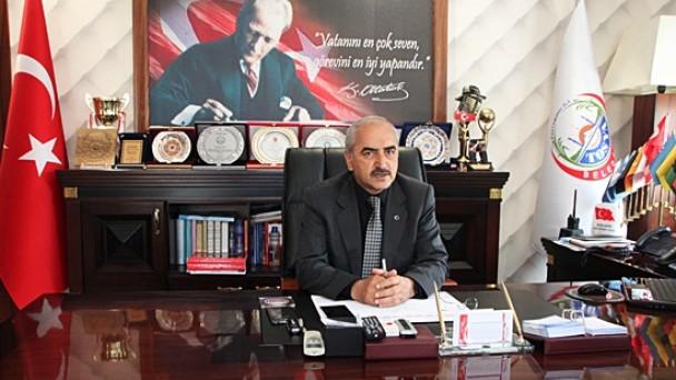 Başkan Şahin'in Regaip Kandili Mesajı