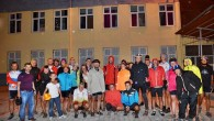 36 kişi Tosya'ya geldi