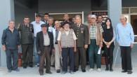 Tosya Jandarmasından Huzurevine Ziyaret
