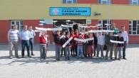 Yavuz Selim İlkokulu'nda Model Uçak Kursu