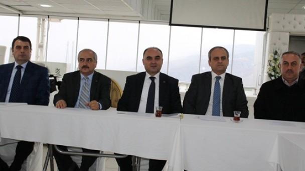 OSB Müteşebbis Heyeti Yılın Son Toplantısını Yaptı