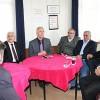 CHP İl Yönetimi Tosya'yı Ziyaret Etti