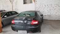 Belediye Başkan Yardımcısının arabası kurşunlandı