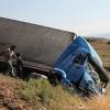 D-100 Karayolu'nda kaza;4 yaralı