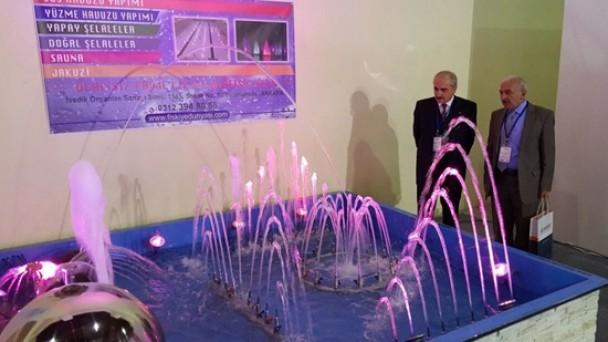 Şehircilik Ve Teknolojileri Fuarında
