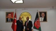 Afganistan Arasında İşbirliği