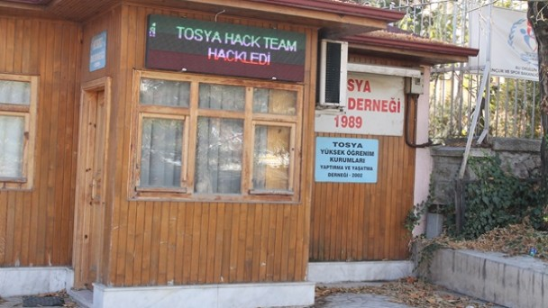 Tosya'da Buda Oldu