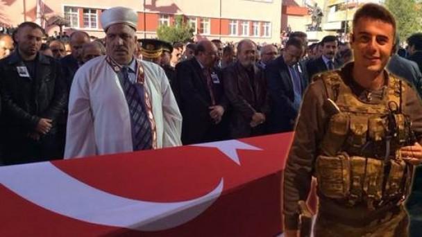 Şehit Mustafa KARAMAN Son Yolculuğuna Uğurlandı