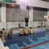 Yüzme Kursunda ilk grup eğitimleri tamamlandı