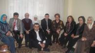 Ak Partililer Şehit Ailelerini Yalnız Bırakmadı