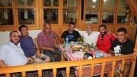 Kırkpınar Baş Pehlivanları Tosya'da