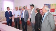 Atatürk İlkokulu'nda Anasınıfı Sergisi Açıldı