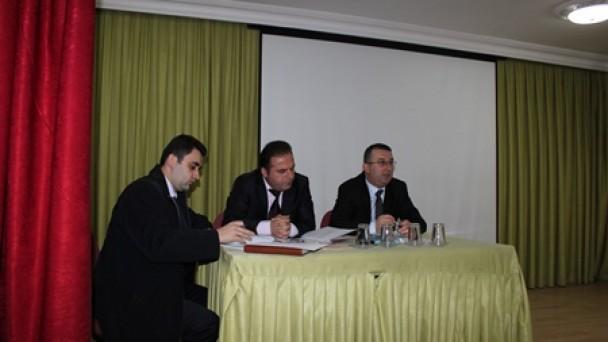 Tosya'daki Eğitim Tablosu Danışma Kurulunda Masaya Yatırıldı