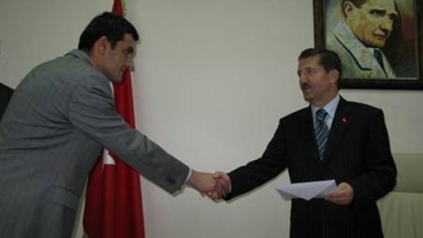 Eğitim Yardımları Valimiz Mustafa KARA tarafından dağıtıldı.