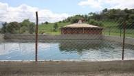 Su kaynakları için 700 tonluk havuz