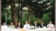 KUZKA Toplantısı Valimiz Mustafa Kara Başkanlığında Yapıldı