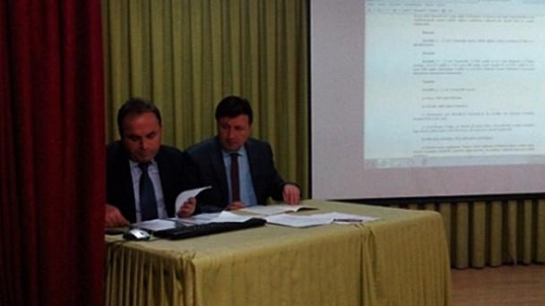 Tosya'da Taşımalı Eğitim Semineri Gerçekleştirildi