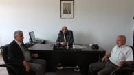 MYO Müdürü Ercan Çelebiyi Ziyaret eden Fazıl Ateş Meslek Yüksekokulu Bizim gururumuz