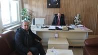 Açıksöz Gazetesi'nden Vergi Dairesi Müdürüne Ziyaret