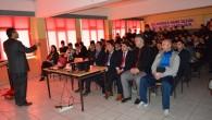 Lise Öğrencilerine Konferans