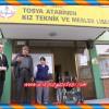 BİR KAPAKTA SEN GETİR PROJESİ TOSYA'DA CAN BULDU