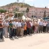 Tosya'da İsrail protesto edildi