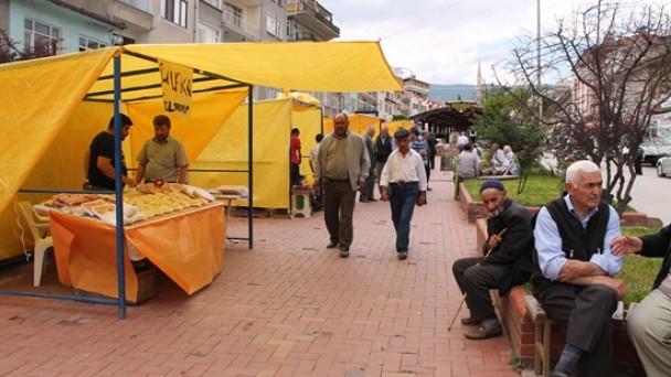 Çarşıda Ramazan Bereketi Devam Ediyor