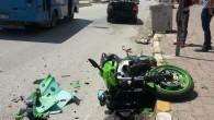 Tosya'da Kaza 2 Yaralı