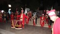 Tosya'da Mehter Eşliğinde Demokrasi Nöbeti
