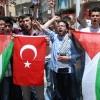 İsrail i Protesto Ettiler