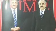 Başkan Şahin Turk Tıme Dergisine Kapak Oldu