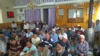 Kargı'da Demokrasi Şehitlerine Mevlit