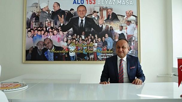 BEYAZ MASA BİRİMİNE 3 AYDA 1100 BAŞVURU