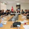 Milli Eğitim Müdürleri Toplantısı Tosya'da Yapıldı
