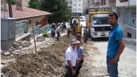 Şeh Mahallesinde 350 kişi doğalgaz bekliyor