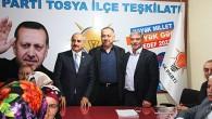 Ak Parti'de Metin Ekşi'ye tam destek