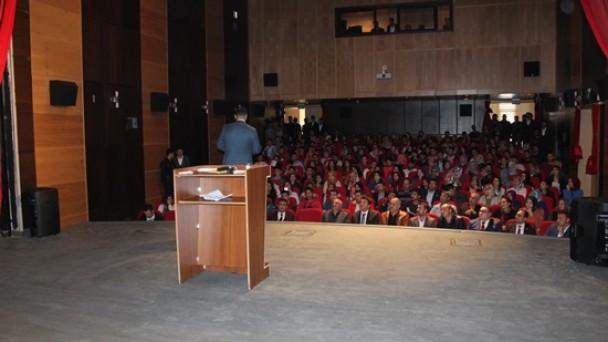 Tosya Meslek Yüksekokulu Öğrencilerine Konferans