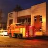 SGK da Korkutan Yangın