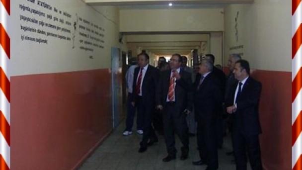 Namık Kemal İlköğretim'e bir ziyaret; bir veda bir vefa..