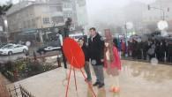 Yağmur Altında 23 Nisan Kutlaması