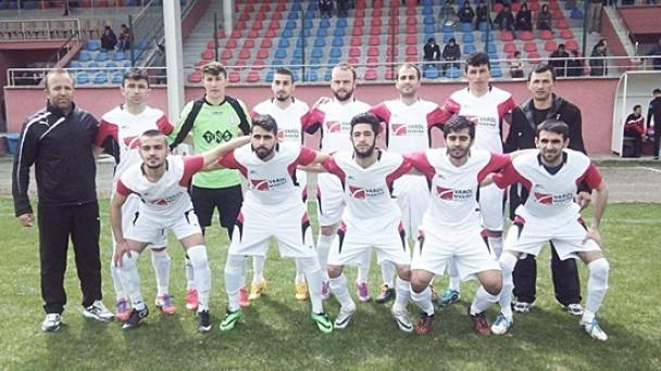 Tosya Gençlikspor 2- Küre Belediye Bakırspor 2