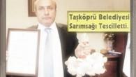 Taşköprü Belediyesi Sarımsağı Tescilletti