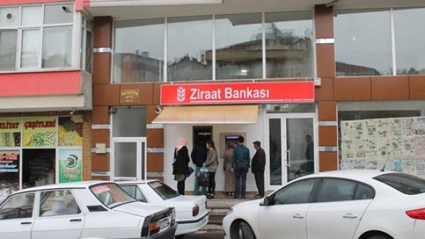 Ziraat Bankası Taşındı
