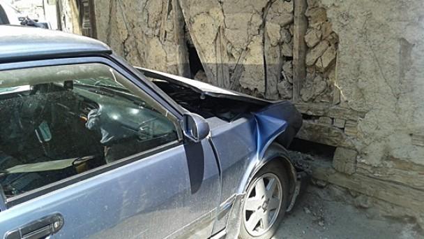 Görünmez kaza ucuz atlatıldı!