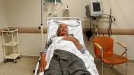 Yaşlı Çift Hastanelik Oldu